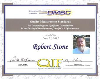 DMSC QIF Plaque
