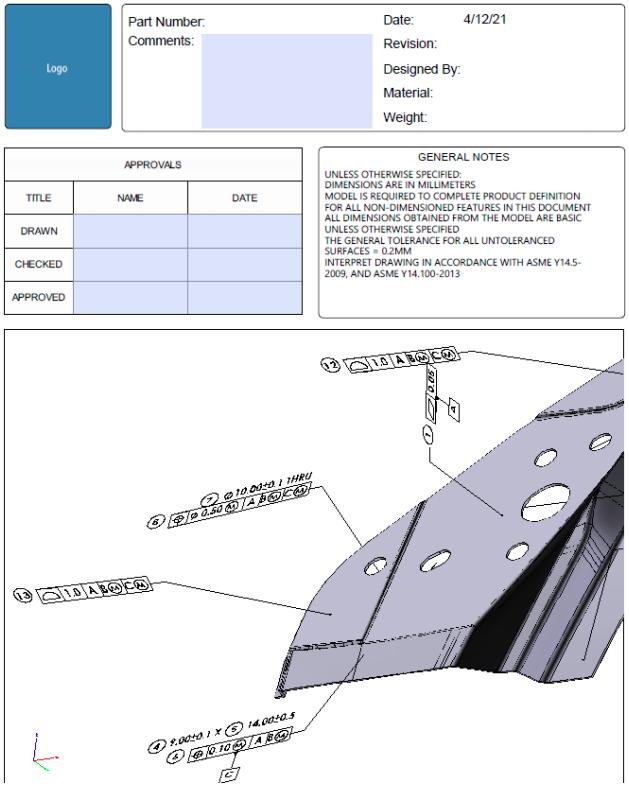 SOLIDWORKS PDF